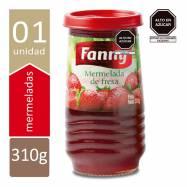 Mermelada Fanny Fresa Vaso...