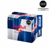 Bebida Energizante Red Bull...