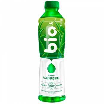 Bebida de Aloe BIO Uva Botella 520ml