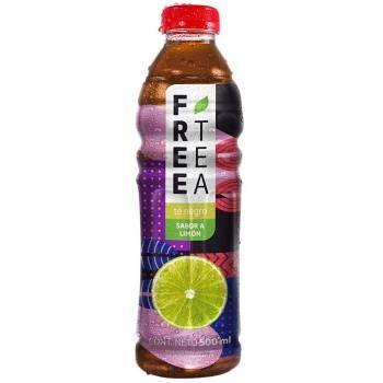 Té Negro FREE TEA Sabor Limón Botella 500ml