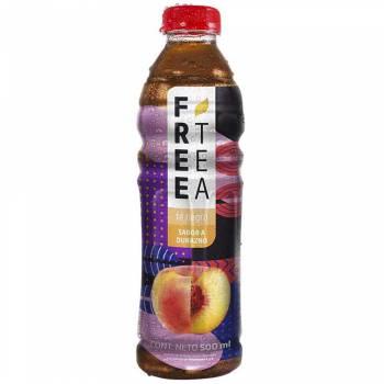 Té Negro FREE TEA Durazno Botella 500ml