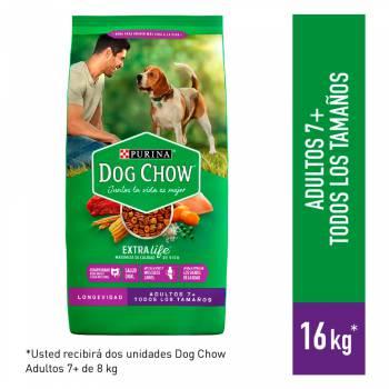 Dog Chow  Adultos Edad Madura 16 Kg