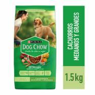 Dog Chow Cachorros Raza...
