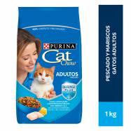 Cat Chow Alimento para...