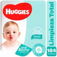Toallitas Húmedas para Bebé...