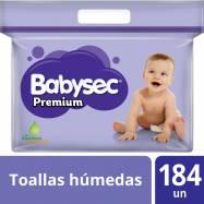 Toallitas Húmedas Premium...