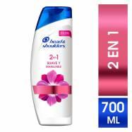 Shampoo 2 en 1 Suave y...