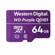 WD PURPLE 64GB SC QD101...