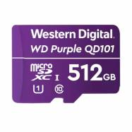 WD PURPLE 512GB SC QD101...