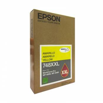Epson 748, Capacidad Extra...