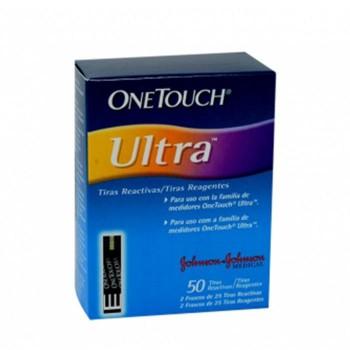 Onetouch ULTRA x50 Tira Reactiva