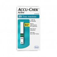 Accu-Chek ACTIVE x25 Tira...