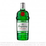 Pack x 12 Gin Tanqueray...