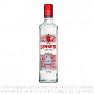 Pack x 12 Beefeater London...