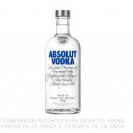 Pack x 12 Absolut Vodka...