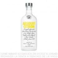 Absolut Vodka Suecia Citron...