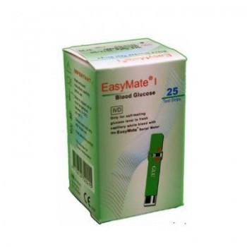 EasyMate GLUCOSA x50 Tira Reactiva