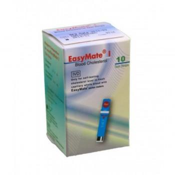EasyMate COLESTEROL x10 Tira Reactiva
