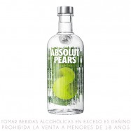 Absolut Pears Vodka Suecia...