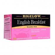Bigelow  Te Negro English...