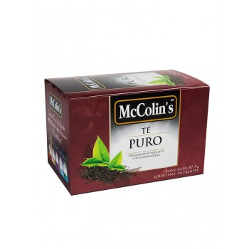 McColins Té Puro Caja 25 Unidades