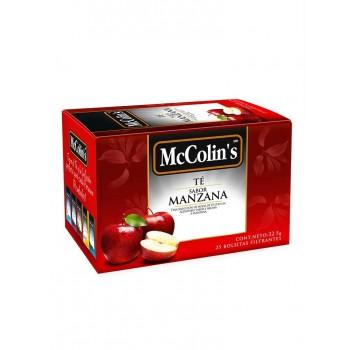 McColins Té Manzana Caja 25 Unidades