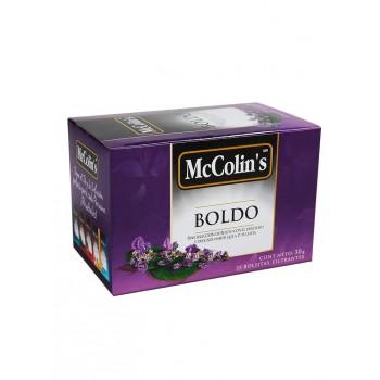 McColins Infusión De Boldo Caja 25 Unidades