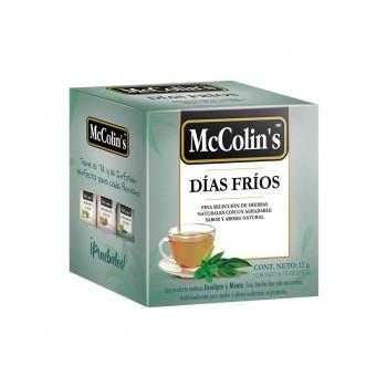 McColins Infusión Días Fríos Caja 12 Unidades