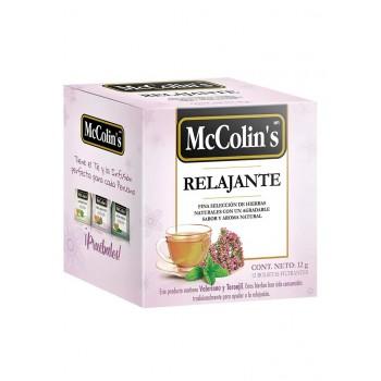 McColins Infusión Relajante Caja 12 Unidades