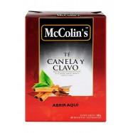 Té Canela y Clavo McColins...