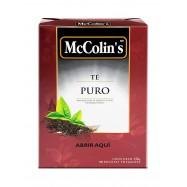 Té Puro McColins Caja 100...