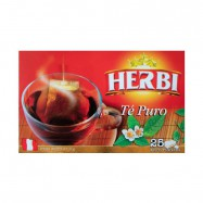 Herbi Té Puro Selecto Caja...