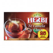 Herbi Té Canela y Clavo...