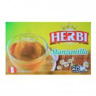 Manzanilla Herbi Caja 25...