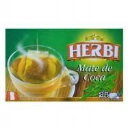Mate De Coca Herbi Caja 25...