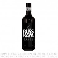 Russkaya Black Botella 750 ml