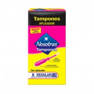 Tampones NOSOTRAS Con...