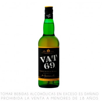 Vat 69 Botella 700 ml