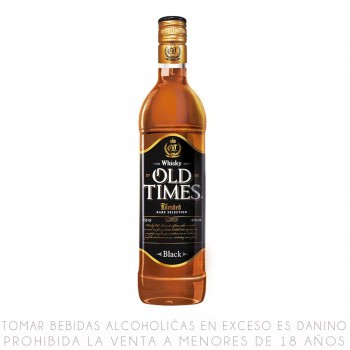 Old Times Black 750 ml