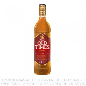 Old Times Red 750 ml