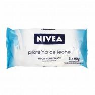 NIVEA Proteína de leche...
