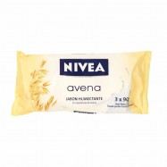NIVEA Avena Jabón de...