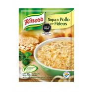 Sopa de Pollo con Fideos...
