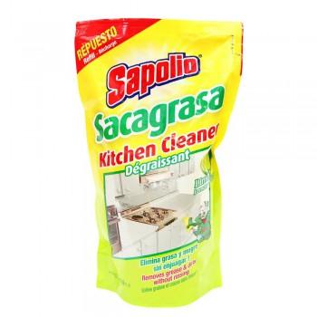 Sacagrasa Sapolio Limón Doypack 500 ml
