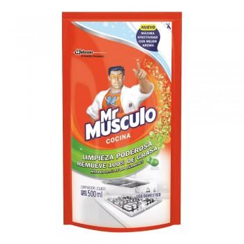 Antigrasa Mr. Músculo Doy Pack 500 ml