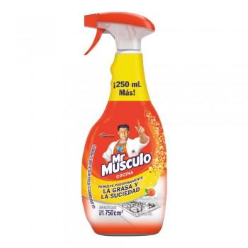 Antigrasa Mr. Músculo Naranja Frasco 500 ml
