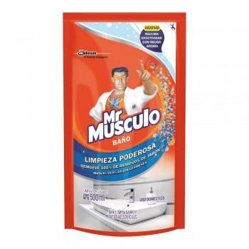 Mr. Músculo Doy Pack 500 ml Limpiador de Baño
