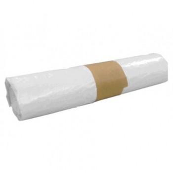 Bolsa Para Basura 140 Litros Contenido 10 Unidades color blanco humo
