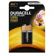 Batería Duracell 9 Voltios