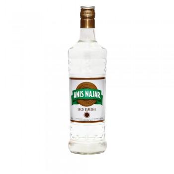 Anís Najar Verde Seco Botella 750 ml
